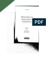 Dicionario de Linguagem e Linguistica 3