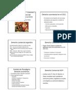 CCC - Fuentes y Ppios Del Derecho Comercial