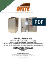 165-14_instructions Retorta Para Cuting
