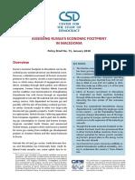 CSD Policy Brief 71 Macedonia