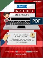 Como Fazer um Currículo - Apostila 4S.pdf