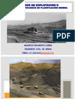 Proceso de Planificacion Minera (Rajo Abierto).pptx