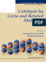 [Catalytic Science 12] Alessandro Trovarelli, Paolo Fornasiero (Eds.) - Catalysis by Ceria and Related Materials (2013, Imperial College Press)