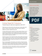 FTNT Retail WiFI Solution Brief