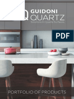 Guidoni Quartz en - Portfolio of Products