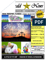 The Emerald Star News - March 22,2018 Edition