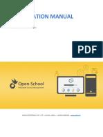 Open School Installation Guide