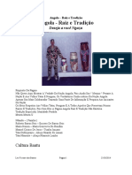Angola - Raiz e Tradição, - Port