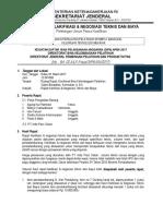 BA Klarifikasi Dan Negosiasi Teknis Alat Teknologi Manufaktur