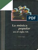 Colin Cripps - La Música Popular en El Siglo XX (1)