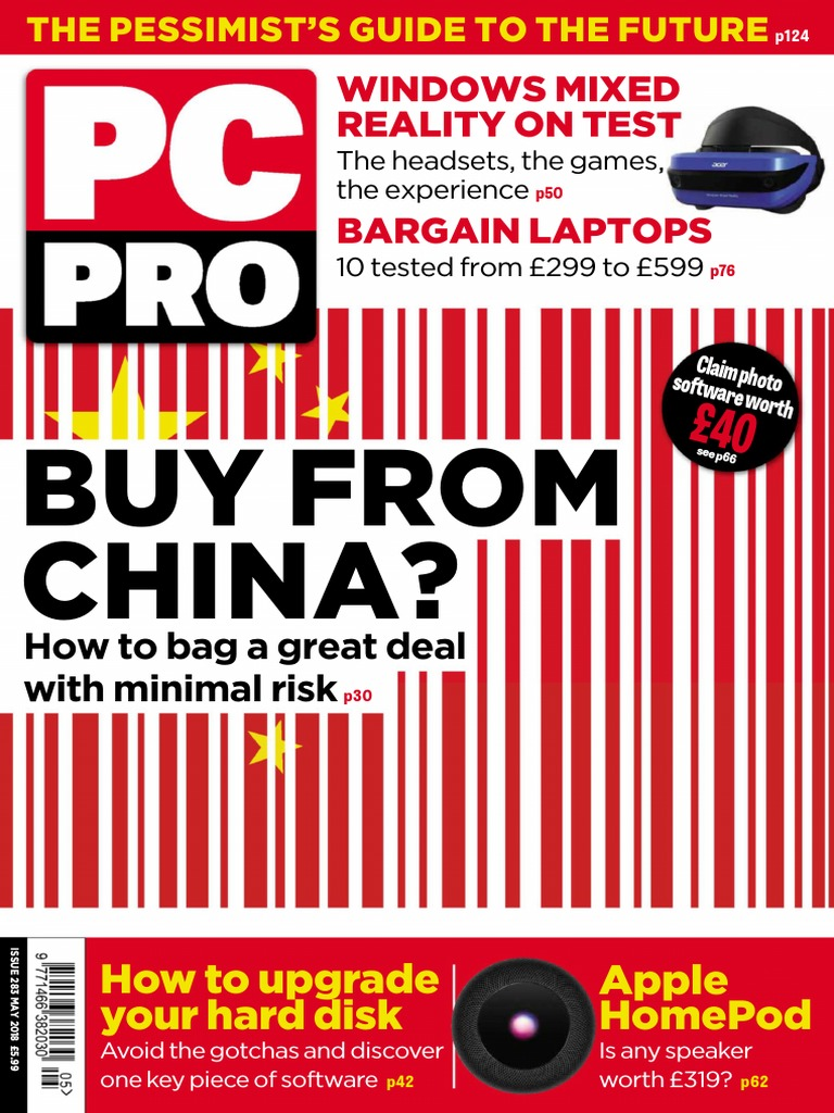 Pc pro may 2018 personal computers laptop fandeluxe Gallery