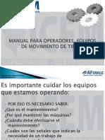 Manual Operadores Movimiento de Tierra-Certificacion