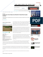 Small Iowa Town Becomes Model for Rural Stormwater Control_ Public Works Magazine