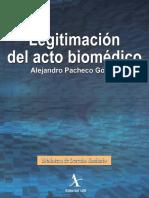 Legitimacion Del Acto Biomedico