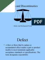 Weld Defect