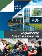 Reglamento Académico 14 UAM
