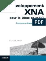 Développement XNA Pour La Xbox Et Le PC (2009)