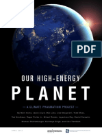 Our High Energy Planet