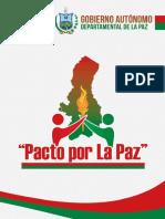 Pacto Por La Paz i Memoria