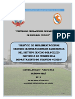 Proyecto Defensa Civil
