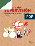 Bitacora de Supervision 2016
