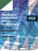 SÍNTESIS Plan Maestro de Movilidad No Motorizada GDL