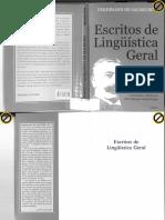 Escritos de Linguística Geral (Saussure)