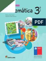 Matemática 3º Básico - Cuaderno de Ejercicios