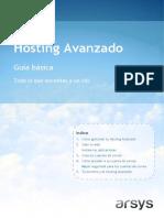 Guia Basica Hosting Avanzado