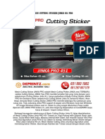 CALL/WA 0812-9766-7579 | Grosir Mesin Cutting Sticker Di Surabaya