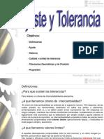Clase Practica  - Ajuste y Tolerancia