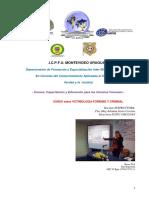 Programa Curso Victimologia Forense y Criminal Icpfu 2018