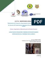 Programa Operadores Forenses en El Ambito Psicojurid Icpfu 2016