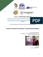 Programa Curso de Conductas Violentas Icpfu 2016 Ok