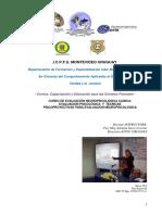 Programa Curso de Neuropsicologia Clinica y Tecnicas Psicoproyectivas Para Evaluacion Clinica 2018
