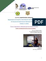 Programa Curso de Mediador Escolar en Violencia 2017 Icpfu