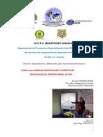 Programa Curso Derecho Procesal Penal Actual Icpfu 2018