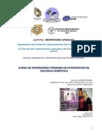 Programa Curso de Operadores Forenses en Violencia Domestica Icpfu 2016 Ok