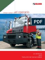 Manual Del Operario- Tr618i