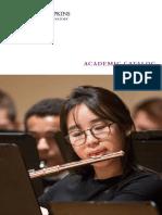 Peabody Academic Catalog 2017-18 WEBVERSION-1