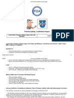 FOA Lesson Plan_ Introduction to Premises Cabling