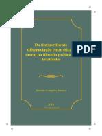 António Amaral - Diferenciação Entre Ética e Moral