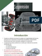 Unidad 9 (Suspension)