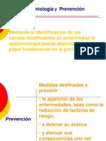 Historia Natural de La Enf y Niveles de Prevencion
