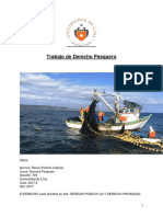 Derecho Pesquero- Javier García Locatelli - Derecho Pesquero Trabajo Adicional