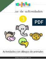 Av 03 Cuadernillo Infantil Animales