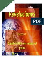 1 Introduccion a Las Profecc3adas