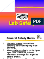 Lab Safety(1)