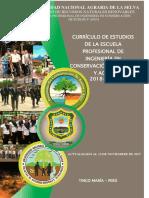 Estructura Curricular de Ccsa 2018