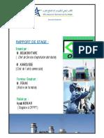 Rapport de Stage ONEE